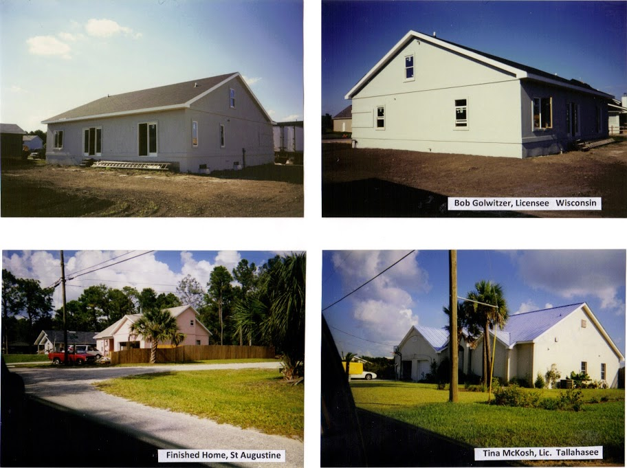 FINISHED HOUSES, Golwitzer, St Augustine, McKosh