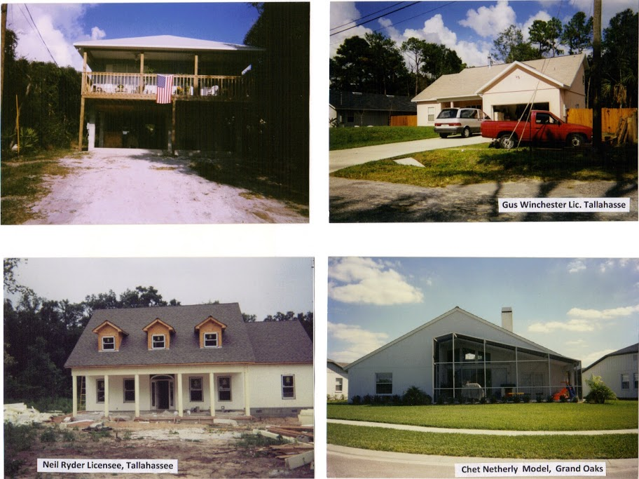 FINISHED HOUSES, St Aug, Ryder, Grand Oaks