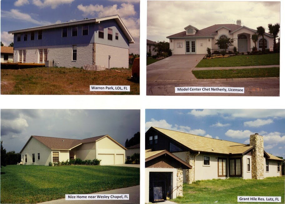 FINISHED HOUSES, W Park, Netherly Mod, Wes Chapel, G Hiles