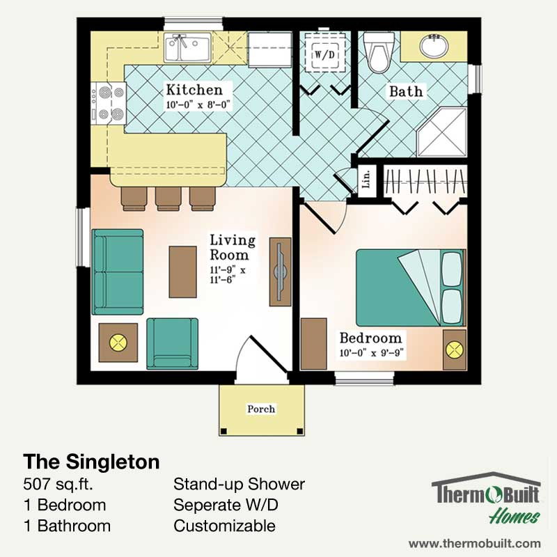 ThermoBuilt Homes - Singleton