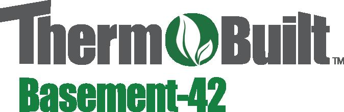 ThermoBuilt System Basement-42 Logo