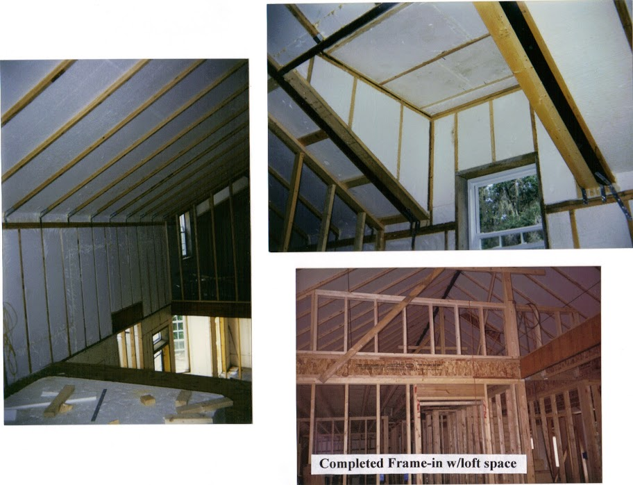 LOFT w railing, Open Cathedral, Dormer inside