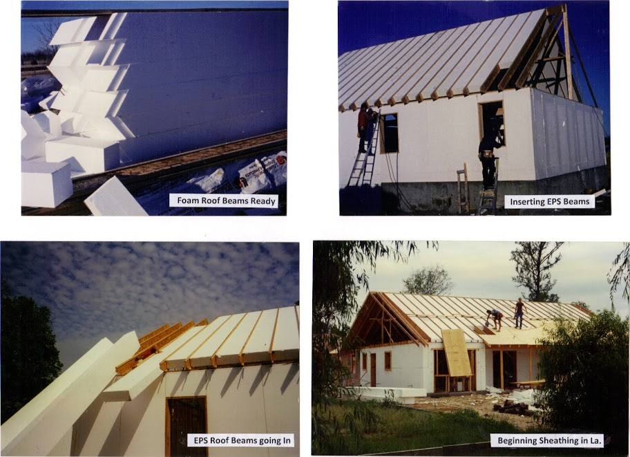 ROOF INSUL INSERTS, PREPPED, SHEATHING