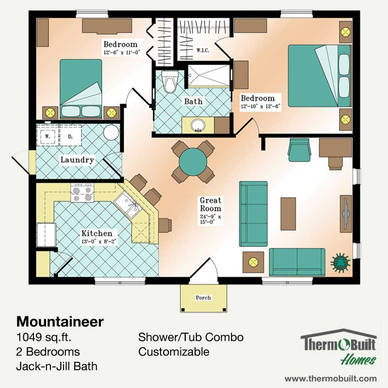 ThermoBuilt Homes - Mountaineer