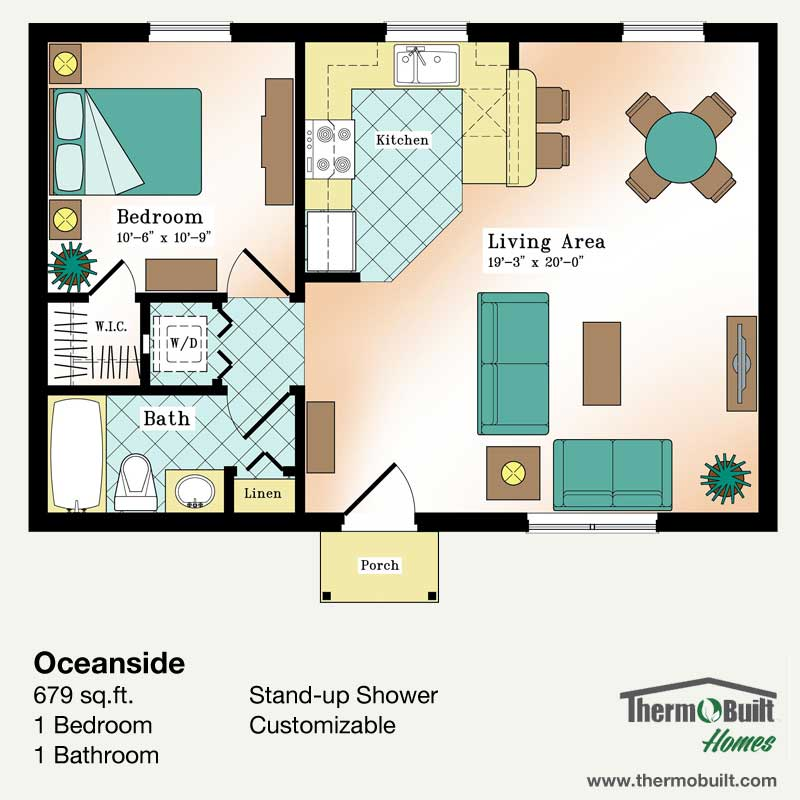 ThermoBuilt Homes - Oceanside