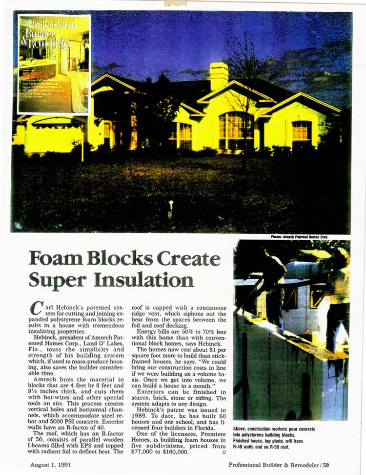 ThermoBuilt-Professional-Builder-August-1991-Article