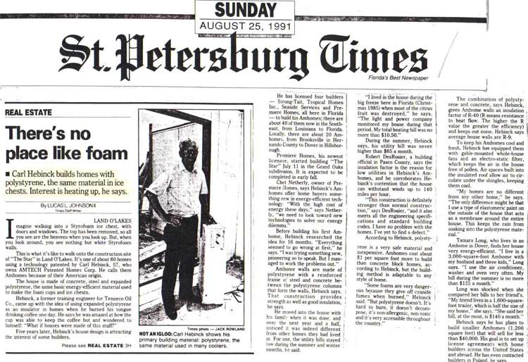 ThermoBuilt-StPetersburg-Times-Article-August-1991