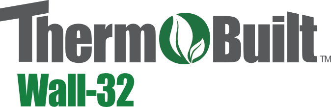 ThermoBuilt System Wall-32 Logo