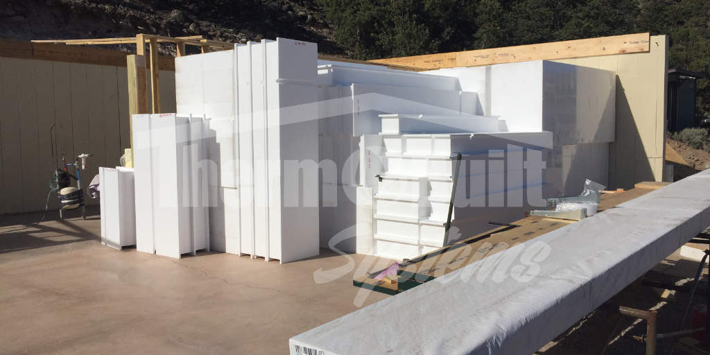 ThermoBuilt SIP Alternative Panel Delivery / Ready to Assemble