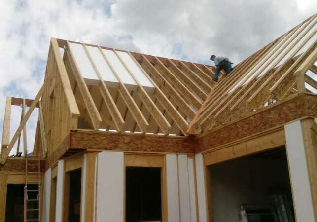ThermoBuilt Roof-50 System is R50 rated.